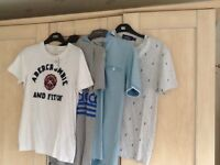 Job lot small men's clothes to clear
