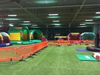 Irelands Biggest Inflatable Sales Expo - Bouncy Castle, Slide, Zorbs, Disco Dome