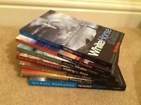 A collection of Michael Morpurgo stories for children, 7 books in total. Perfect condition