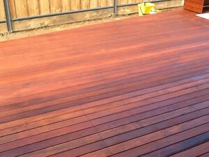 Merbau Decking 90x19mm Select Grade. Random Length Sydney area cheapest