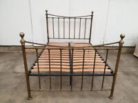 Metal Double Bed Frame Used Furniture