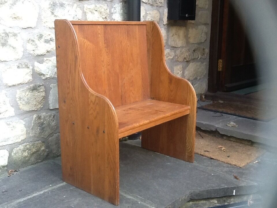 Small Pew Solid Wood In Bath Somerset Gumtree