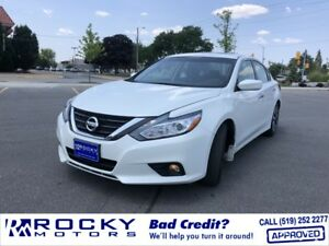 2017 Nissan Altima - Drive Today | Great, Bad, Poor or No Credit