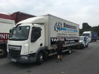 Removals, office, Man and Van, 2 Men and a Truck