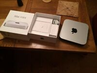 Apple Mac Mini (Intel Core i5 1.4 GHz, 4 GB RAM, 500 GB HDD, Intel HD, OS X) - Silver - 2014