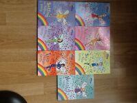 Rainbow magic books 1-7