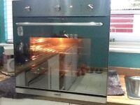Smeg oven and hob