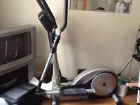 Cross trainer for sale need little tlc but works fine