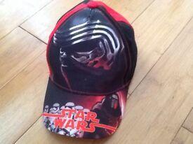 Boys Star Wars Cap