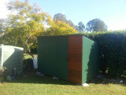 council friendly steel sheds