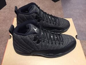 Brand New DS - Jordan 12 Wool - Size 9.5 and 10.5