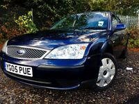 (((Ford Mondeo 1.8 LX 1 FORMER KEEPER FROM NEW)))