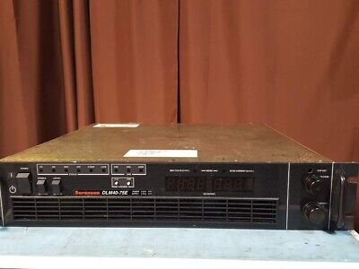 Sorensen Dlm40-75e Power Supply