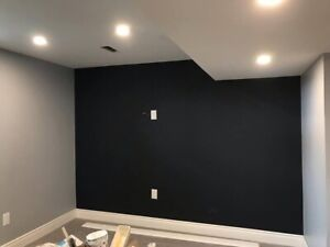 Painting Services: Accent wall promo 175$!!