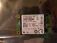 Samsung msata 256gb ssd drive