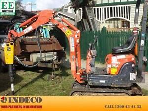 Hydraulic Rock Breaker for Mini Excavators suit 700kg to 3 tonnes Brisbane City Brisbane North West Preview