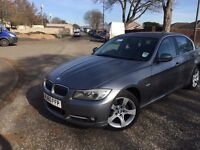 2010 BMW 318 2.0 LITRE DIESEL SALOON...£30 YEARLY FOR TAX.....PRICE DROPPED TO £6000