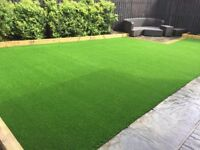 Artificial Grass Roll Ends & Off Cuts in Various Sizes & Pile Heights All Top Quality & Discounted