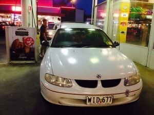 Wrecking Holden Commodore. 1998 VT Newton Campbelltown Area Preview