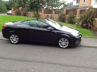 CONVERTIBLE ASTRA 2007 VAUXHALL ASTRA 1.6 TWINTOP 2DR 62000 MILES,YEARS MOT,EXCELLENT MECHANICALLY.