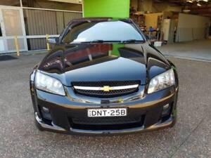 2007 Holden Commodore SS VE HSVi 6.0L V8 Sedan - MANUAL, LOW KM