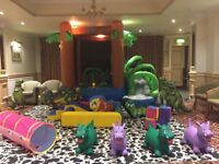 Penarth stay and play soft play!