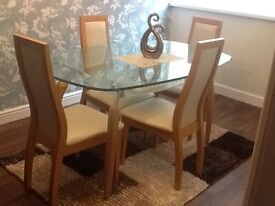Dining Table & Coffie Table