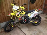 SUZUKI DRZ 400 SM K7 (NOT CR KX RM KTM YZ SCOOTER QUAD)