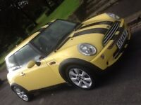 2005 MINI COOPER 1.6 HATCHBACK WITH LEATHER AND HISTORY