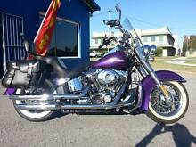 2007 Harley Davidson Softail Deluxe Rockingham Rockingham Area Preview