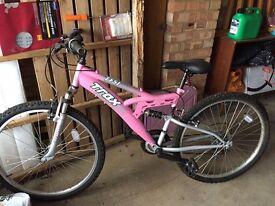 Ladies trad bike