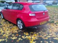 Bmw 118d se 54 reg very clean in and out starts And drives