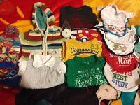 Small boys 3-6 month clothes bundle