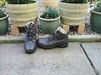 Ladies/girls walking boots.