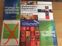 PGDE Primary Academic Books