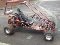 Petrol 150cc xtv dune buggy
