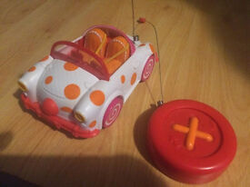 Mini Lalaloopsy Remote Control Car