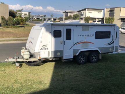 2012 Jayco Expanda Outback Moranbah Isaac Area Preview