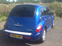 Chrysler pt cruiser stunning condition fsh full mot every extra possible drives like new bargain
