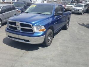 2009 Dodge Ram 1500 ST quad cab 8cyl hemi auto ps,ps pw pl cr...