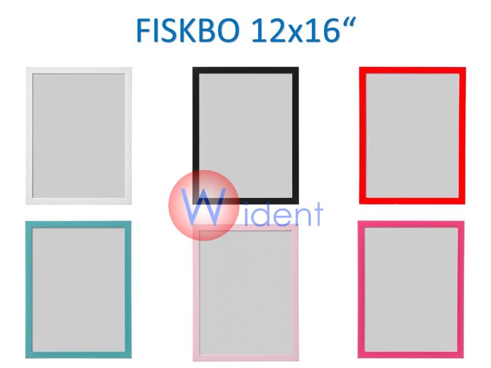 fiskbo picture frames 12x16