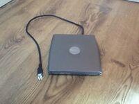 External DELL USB DVD/CDROM Drive PD01S
