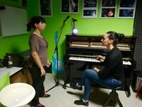 Experienced Italian Singing Teacher and Vocal Coach