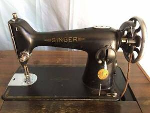 Antique Singer Sewing Machine West Hobart Hobart City Preview