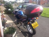 BWM R 1100S BIKE MOT NEW TYRES HEATED GRIPS IN VERY GOOD CONDTION