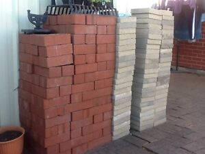 Bricks and pavers Valley View Salisbury Area Preview