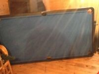 Pool snooker table and accessories