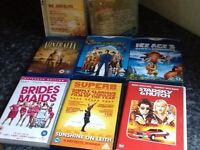 DVDs - various