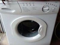 Hotpoint 1000 spin washing machine