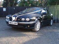 Jaguar x type se 2lt diesel